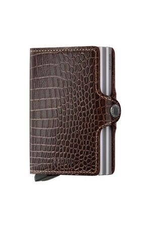 Secrid Gifts & Accessoires Secrid Twinwallet brown amazon